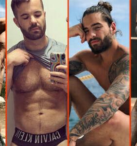 Tyson Beckford's pump, Antoni Porowski's pig, & Nyle DiMarco's thirst trap