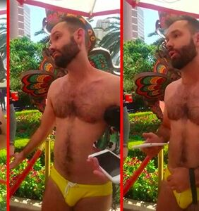 """Man in speedo cries homophobia after being asked to leave pool for violating """"no speedo"""" policy"""