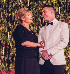 Colton Haynes shares haunting letter he received from his dead mother