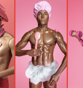 "PHOTOS: This ""Sexy Ken"" photo series is about breaking down plastic gay stereotypes"