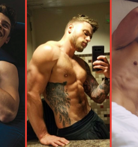What do Colton Haynes, Gus Kenworthy, and Shawn Mendes have in common? (Hint: It involves Sean Cody)