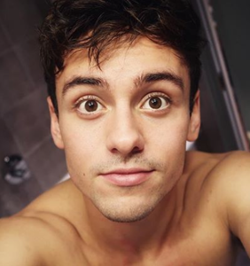 Tom Daley is super excited about these amazing new butt wipes
