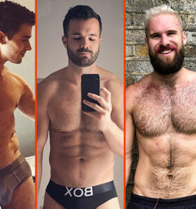 Matt Lister's pink 'stache, Antoni Porowski's package, & Andy Cohen's waterworks