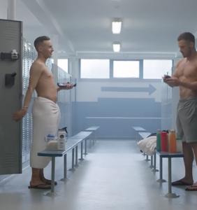 Watch Adam Rippon offer body shaving tips to NFL superstar Danny Amendola