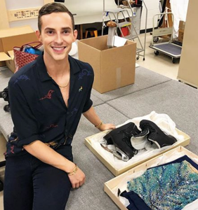 Adam Rippon has officially become an American treasure