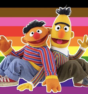 Finally! 'Sesame Street' exec acknowledges Bert & Ernie are gay
