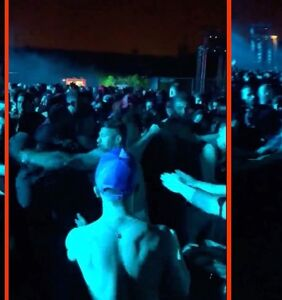 Oh look, ANOTHER gay circuit party brawl caught on video