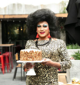 """10 life lessons from drag queen Juanita MORE! on her """"33"""" birthday"""