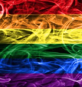 A Chicago priest burned a Pride flag outside his church, and people are pissed