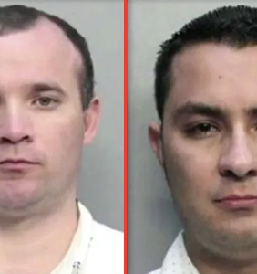 Two priests busted for having sex inside parked car in broad daylight