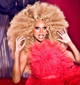 RuPaul slays in gorgeous first publicly-released nude pic