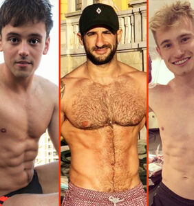 Miles McMillan's private lake, Max Emerson's birthday suit, & Jack Laugher's meat