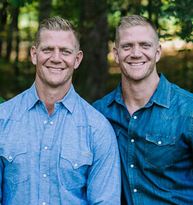 Benham Brothers forgive Kavanaugh for maybe being a rapist because at least he's not a radical gay
