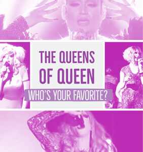 The Queens of Queen covers – who's your favorite?