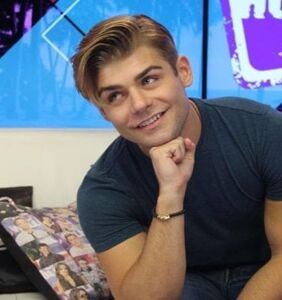 """""""It can be a bit scary at times"""": Garrett Clayton on the courage to come out publicly"""