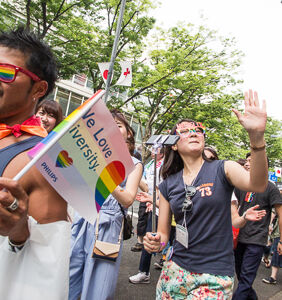 Tokyo goes gay-friendly ahead of Olympics