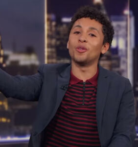 'Daily Show' correspondent Jaboukie Young-White explains why young people don't vote