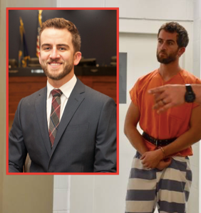 Teacher busted for hooking up in classroom during school hours with student he met on Grindr