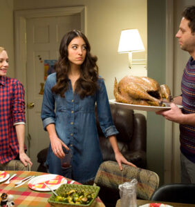 'Lez Bomb' is the queer family Thanksgiving comedy we've been waiting for