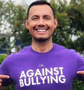Reporter Luis Sandoval came out on the air to honor Jamel Myles and end bullying