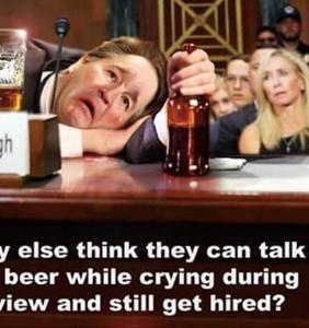The very best memes from Brett Kavanaugh's sobbing senate spectacle