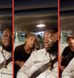 Hey, viral Lyft guy: 'I'm not racist' means 'Of course, youare!'