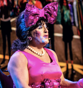 This Drag Queen will steal your heart. And then completely destroy it.
