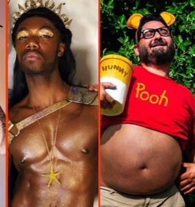 PHOTOS: Celebrities and gays win Halloween, again