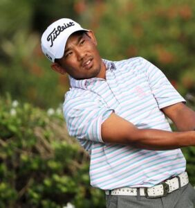 """""""You are loved"""": Pro golfer Tadd Fujikawa, taking a 5-iron to closet doors"""