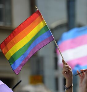 Reasons to vote as if your life depended on it: Trans equality