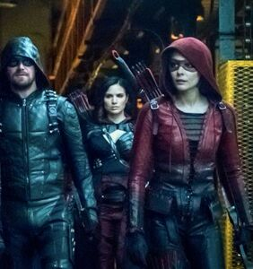A major character on 'Arrow' just came out and Twitter is going crazy