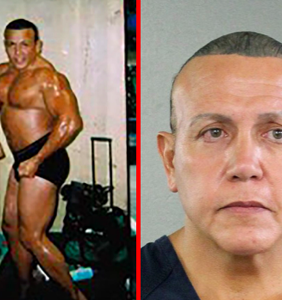 Suspected pipe bomber once worked as male stripper, threatened to infect other dancers with HIV