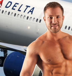 The internet has a lot to say about that Austin Wolf/Delta Airlines employee lavatory sex video