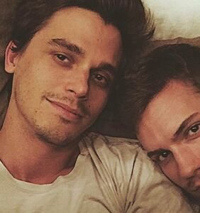 Many men suddenly hungry after Queer Eye's food guy Antoni Porowski breaks up with his boyfriend