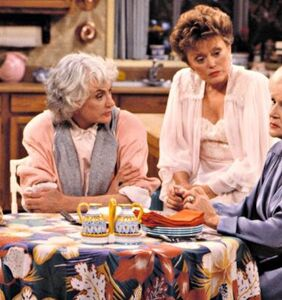 'The Golden Girls' almost had a gay bestie. Here's why he disappeared from the show…