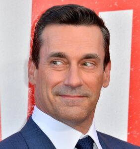 "WATCH: Jon Hamm asked point-blank about his ""Hammaconda"""