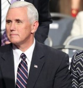 Karen Pence encourages Christians to submit to her powerful husband's anti-gay views