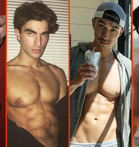 Jonathan Bennett's meat, Ronnie Woo's juice, & Wilson Cruz's workout