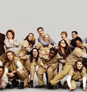 'Orange Is the New Black' star was outed by a fellow castmate