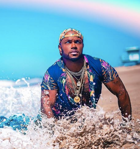 "Milan Christopher channels ""The Little Mermaid"" in soaking wet new music video"