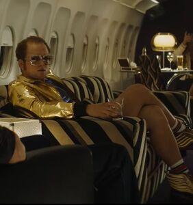 WATCH: Taron Egerton becomes Elton John in first 'Rocketman' trailer
