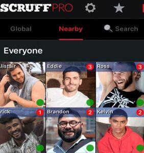 Is Scruff's war on sexual racism all talk and no tackle?