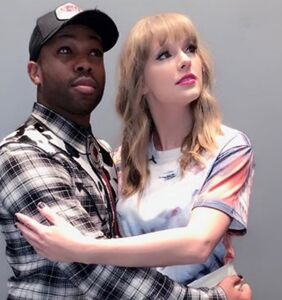 Todrick Hall speaks out about Taylor Swift speaking out