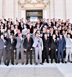 High school students who threw Nazi salute won't be punished because it's 'free speech'
