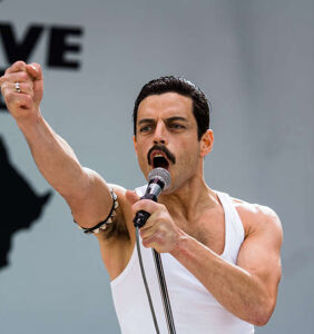 WATCH: Shot-by-shot comparison of Queen's 'Live Aid' show with Rami Malek is mind-blowing