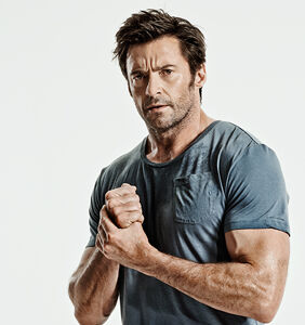 Hugh Jackman says making out with another dude sparked gay rumors, but he doesn't regret a thing