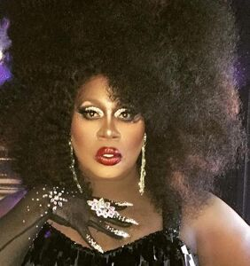 Latrice Royale is not legally allowed to vote, so she wants you to #MakeThemEatIt