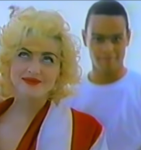 """First-ever """"Rock The Vote"""" PSA featuring Madonna resurfaces just in time for this year's election"""