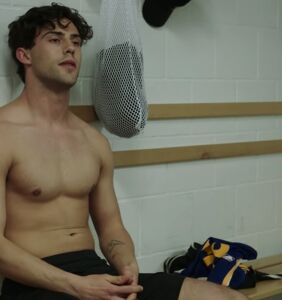 WATCH: Two footballers get hot and heavy in new film