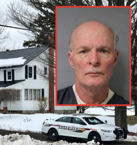 Cop pleads guilty to killing man who threatened to expose his secret gay prostitution farm